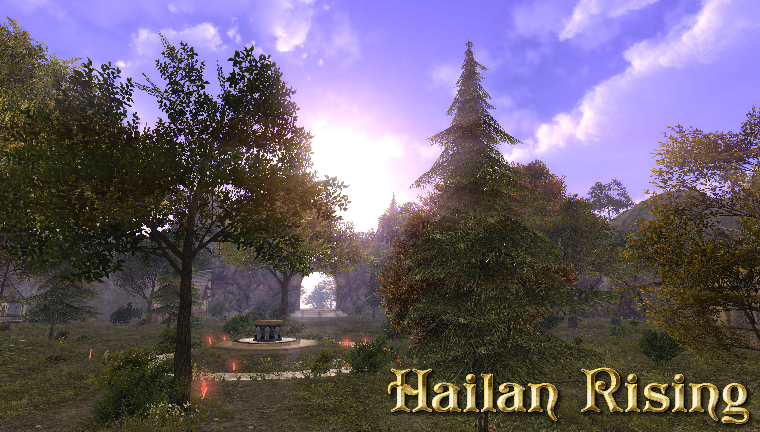 Hailan Rising wallpaper 2