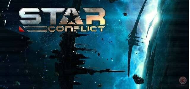 Star Conflict - logo640
