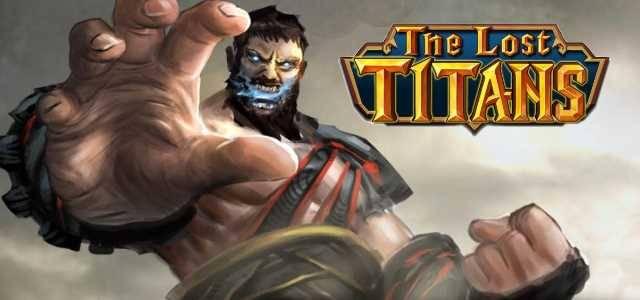 The Lost Titans - logo640