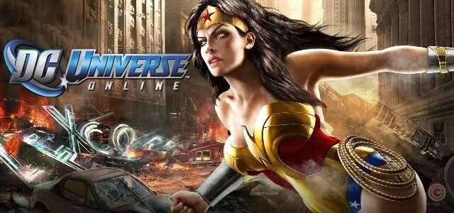 DC Universe Online - logo640