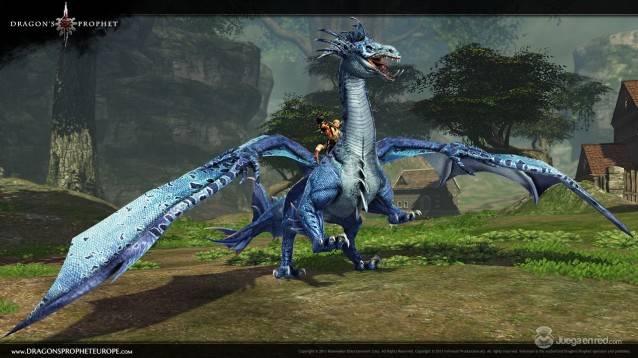 Dragon's-Prophet---Taming-a-Dragon