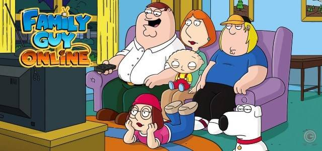 Family Guy Online - logo640