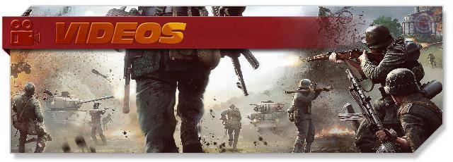 Heroes and Generals - Videos headlogo - ES