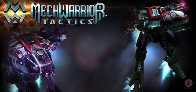 MechWarrior Tactics - logo640