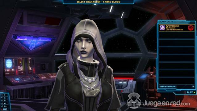 SWTOR profile JeR17