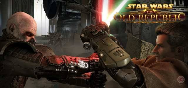 Star Wars The Old Republic (SWTOR) - logo640