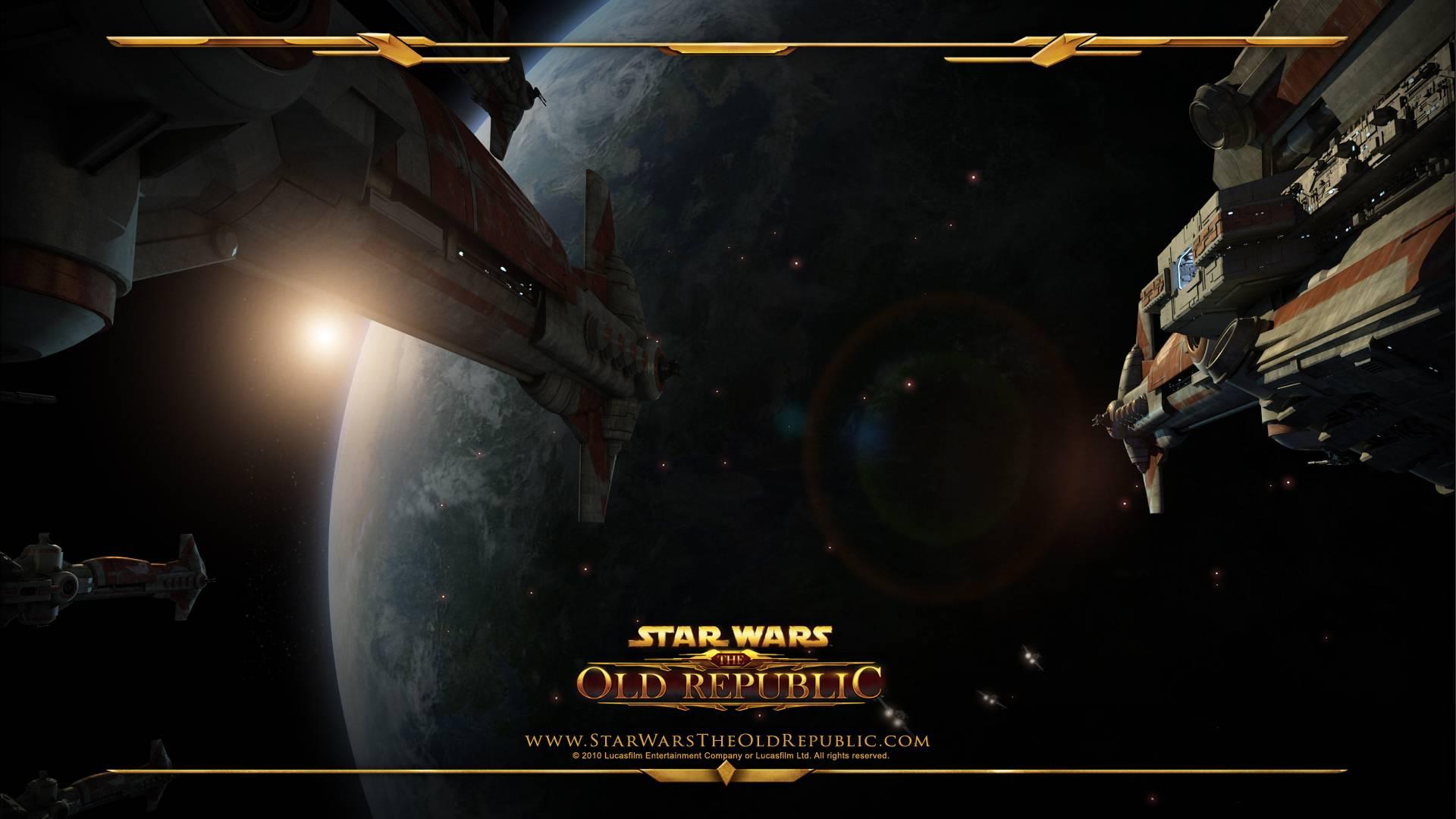 Wallpapers De Star Wars The Old Republic