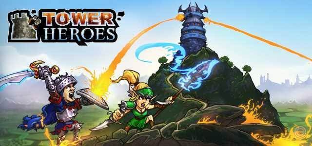Tower Heroes - logo640