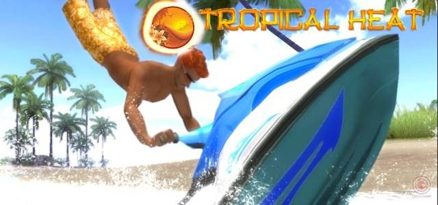 Tropical Heat - logo640