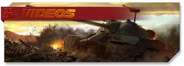 Vídeos World of Tanks - Gameplay Vídeos de World of Tanks