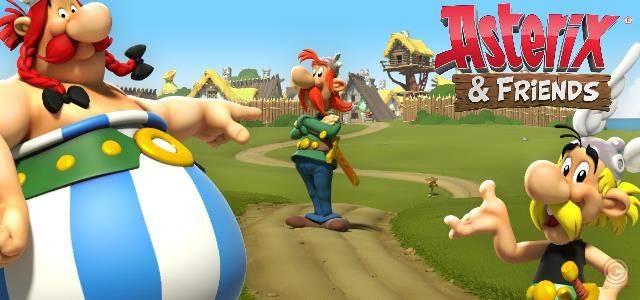 Asterix & Friends - logo640