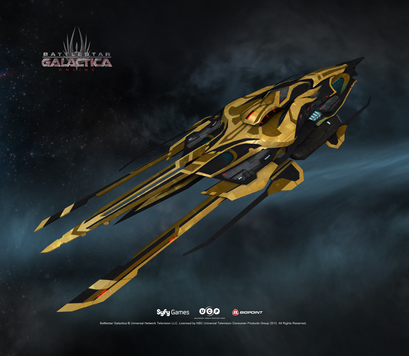 Battlestar Galactica Online wallpaper 4