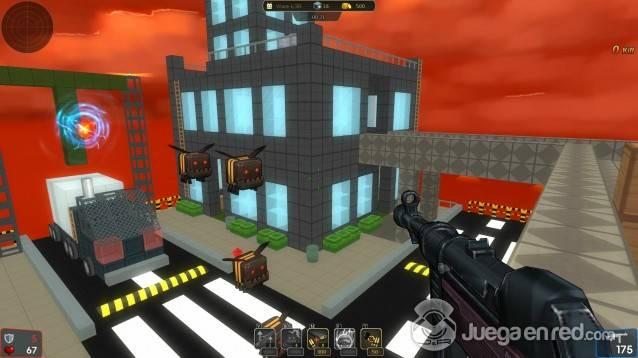 Brick Force Profile JeR2
