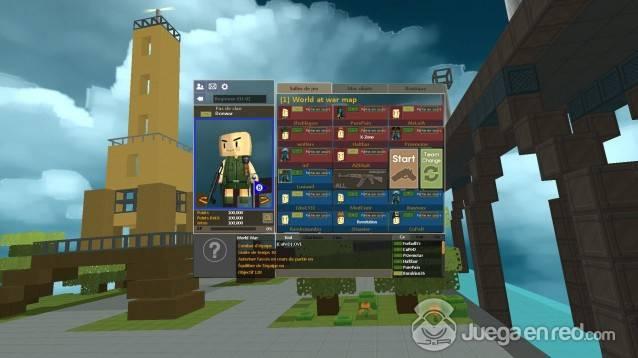 Brick Force Profile JeR8