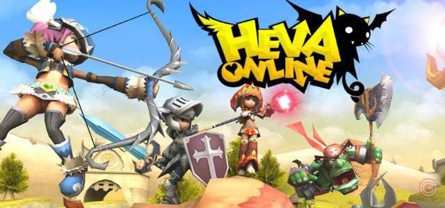 HEVA Online - logo640