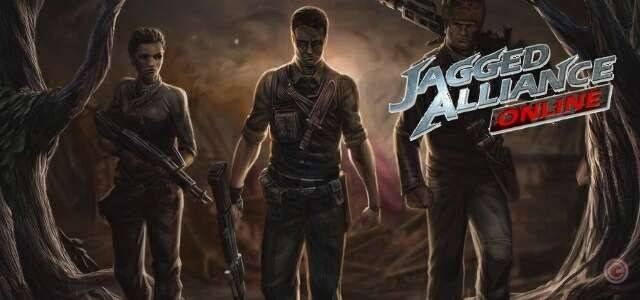 Jagged Alliance Online - logo640