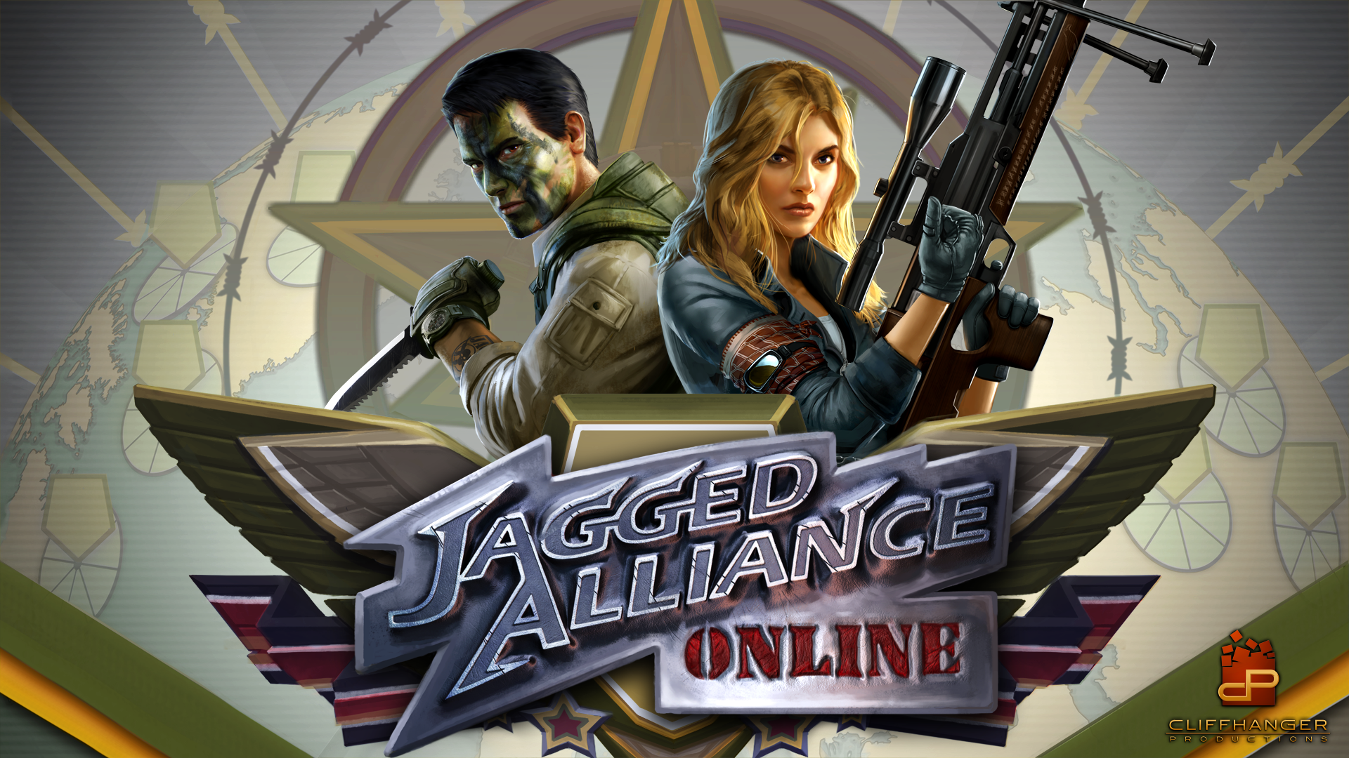 Jagged Alliance Online wallpaper 1