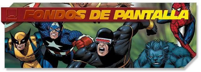 Marvel Heroes - Wallpapers - ES