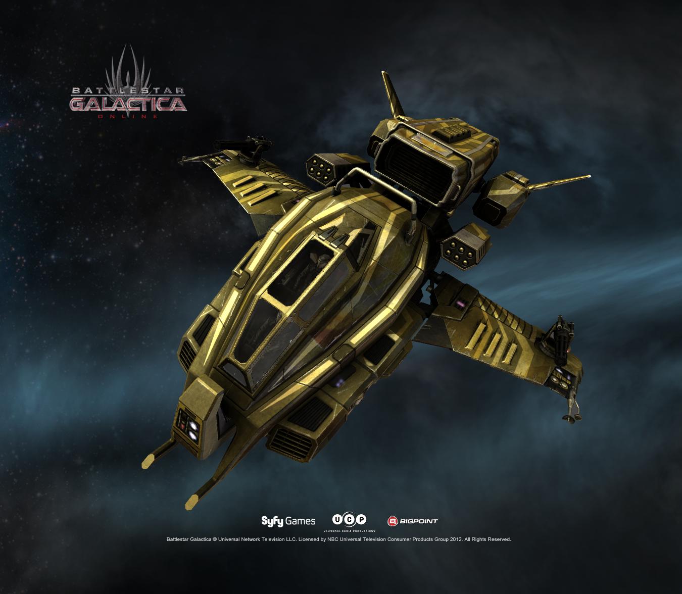 Battlestar Galactica Online wallpaper 1