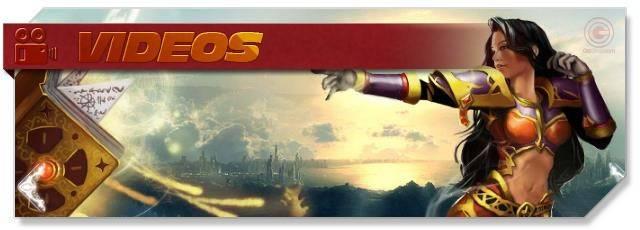 Rise of Mythos - Videos - ES