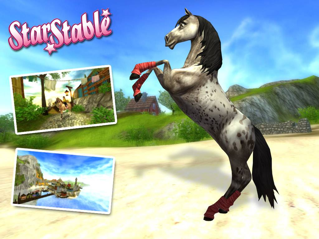 Star Stable Pictures to pin on Pinterest