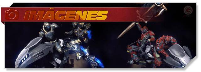 Tribes Ascend - Screenshots headlogo - ES