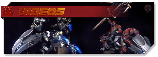 Tribes Ascend - Videos headlogo - ES