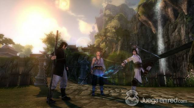 Age of wulin nine Jer6