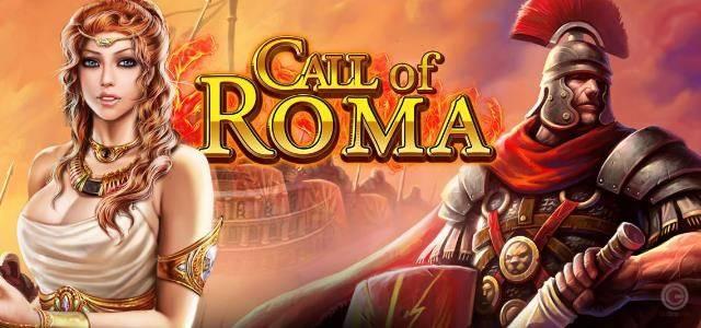 Call of Roma - logo640