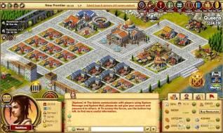 Call of Roma screenshot 1