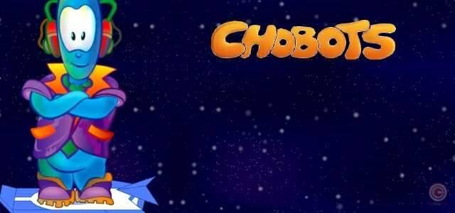 Chobots - logo640