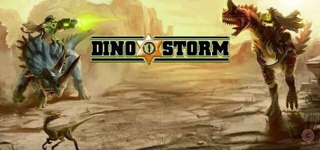 Dino Storm - logo640