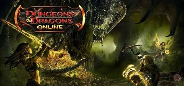 Dungeons and Dragons Online - logo640