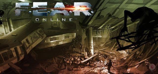 F.E.A.R. Online - logo640