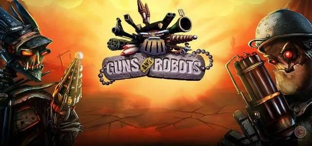 GUNS and ROBOTS - logo640