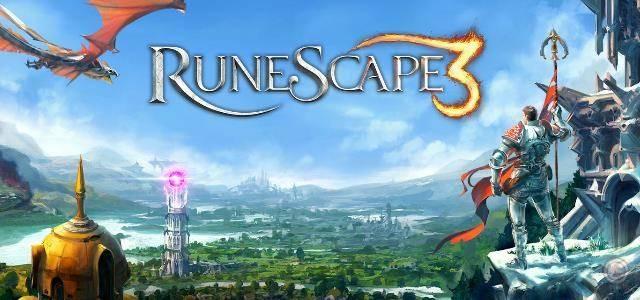 RuneScape 3 - logo640