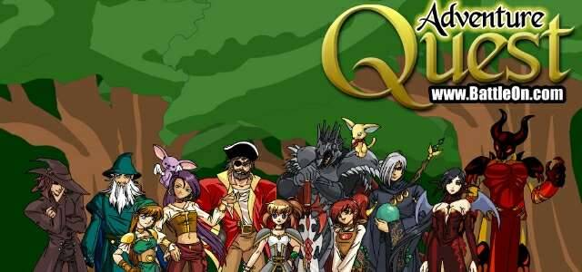AdventureQuest - logo640