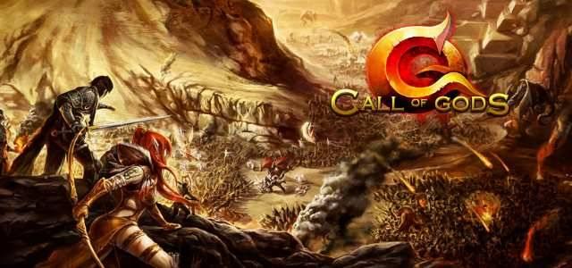 Call of Gods - logo640