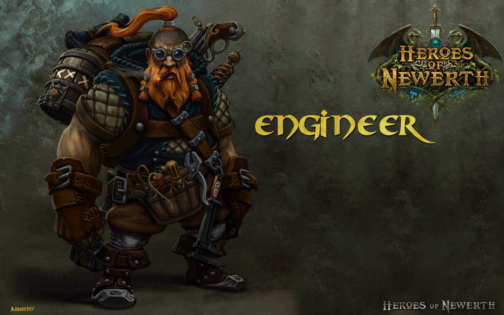 Heroes of Newerth wallpaper 10