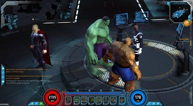 Marvel Heroes screenshot (16)
