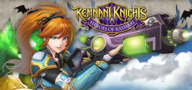 Remnant Knights - logo640