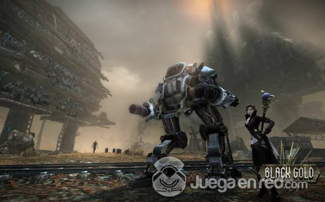Black Gold Online steampunk MMORPG screenshot 26092013 jeR1
