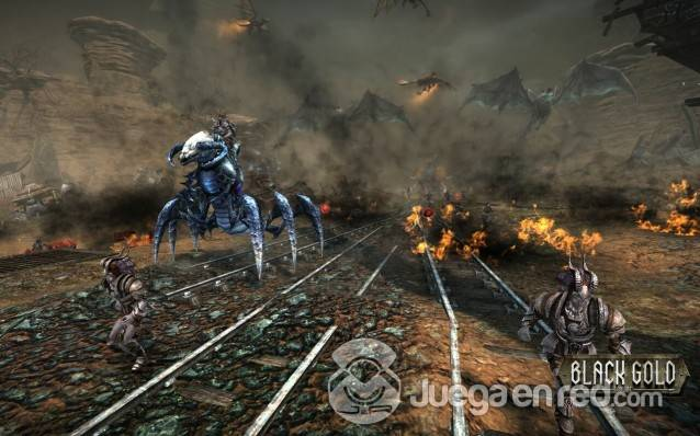 Black Gold Online steampunk MMORPG screenshot 26092013 jeR4