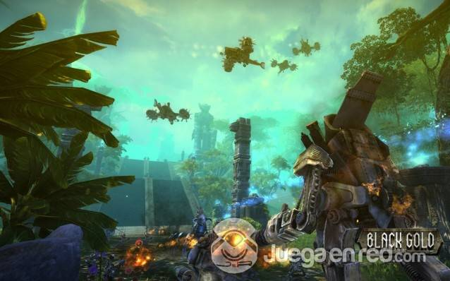 Black Gold Online steampunk MMORPG screenshot 26092013 jeR5