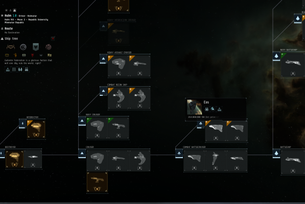 EVE Online Rubicon expansion Space MMORPG screenshot 27092013