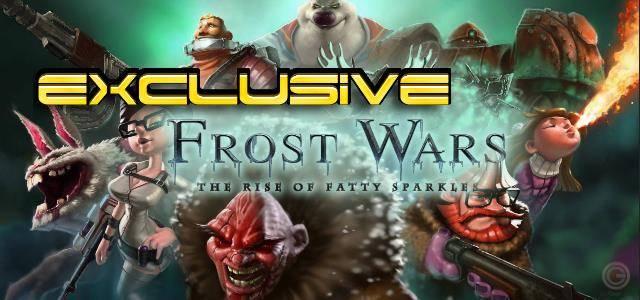 Frost Wars exclusive head