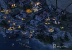 Grepolis_Town_Night