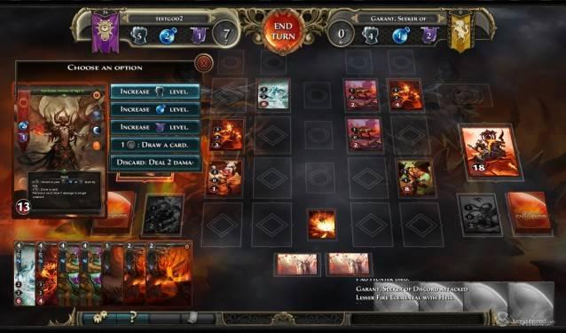 Might & Magic Duel of Champions screenshot 1