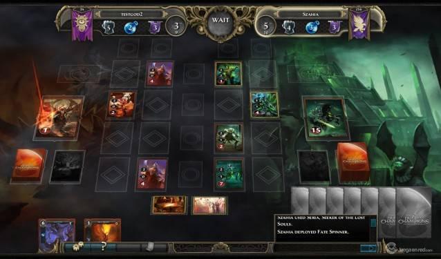 Might & Magic Duel of Champions screenshot 3