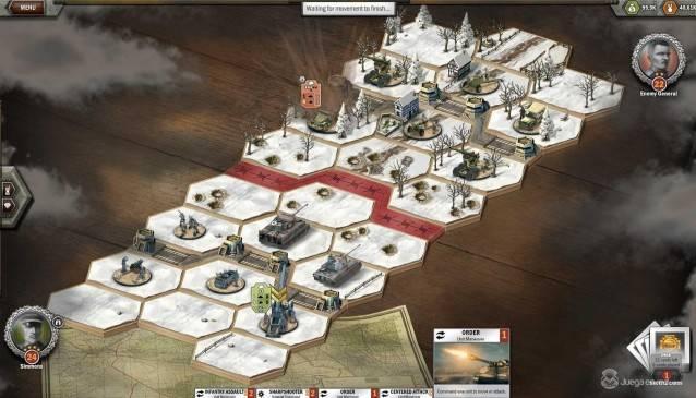 Panzer General Online shot 1